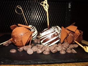 Foxcroft & Ginger Beetroot & Chocolate Cake Pops 2